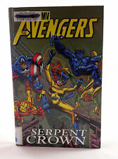 The Avengers Serpent Crown Marvel Graphic Novel Hardcover
