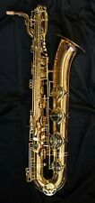 Magenta Winds Baritone Saxophon - BS2 IN Bronze - Brandneu - Versandt Gratis