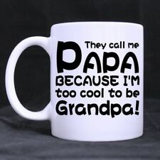 Details about  Custom Funny They Call Me Papa 11 Oz Coffee Mug Tea Cup Gift