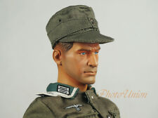 1:6 Scale Action Figure WW2 GERMAN ARMY PANZER M43 FIELD Mountain CAP DA213
