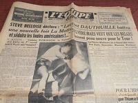 L'EQUIPE BOXE DAUTHUILLE / LA MOTTA - LA FLÈCHE WALLONNE1950