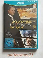 007 Legends Nintendo Wii U Neu in Folie