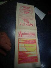 1929 L'ANIMATEUR DES TEMPS NOUVEAUX N°161
