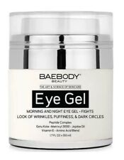 BAEBODY BEAUTY Eye GEL for Anti Aging , Dark Circles , Puffiness And Wrinkles
