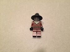 LEGO Batman *ORIGINAL* Scarecrow Minifig Minifigure Spiderman Lot L425