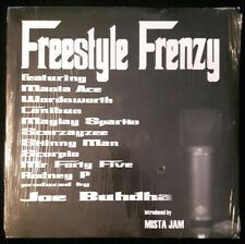 Hip Hop FREESTYLE FRENZY 12 INCH