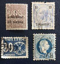 Austria/Turkish Empire #6 Old Stamps