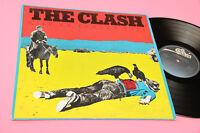 CLASH LP GIVE EM ENOUGH ROPE ORIG CANADA 1978 EX !!!!!!!!!!!!!!!!!