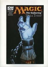 MAGIC THE GATHERING: THE SPELL THIEF #4 1:10 INCENTIVE VARIANT COVER