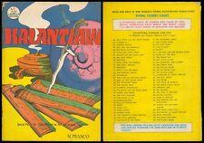 Philippine National Classic Illustrated Komiks KALANTIAW Comics