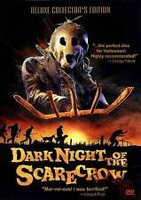 DARK NIGHT OF THE SCARECROW New DVD Deluxe Collectors Edition BRAND NEW