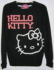 Hello Kitty Sweater Crew Longsleeve NICE GIFT FREE USA SHIPPING SMALL NWT