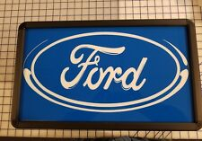 Ford Led Back Lit Sign Box
