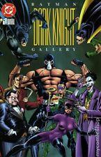 Batman Dark Knight Gallery #1 VF 1996 Stock Image