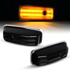For Mercedes Benz W463 G-Class 1986-2002 Amber LED Side Marker Turn Signal light