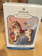 Hallmark 1939 MOBO HORSE  #2 in Sidewalk Cruisers Ornament