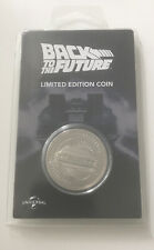 BACK TO THE FUTURE COLLECTORS LIMITED EDITION COIN SOLD OUT