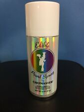 Edible Pearl Finishing Spray Chefmaster Chocolates Baking Candy Pro Gourmet