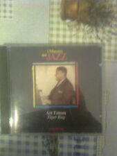 I MAESTRI DEL JAZZ - ART TATUM    TIGER RAG - (ED. DE AGOSTINI)  CD