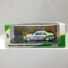 INNO64 C9 1/64 BMW E36 318i #2 WATSONS MACAU GUIA RACE 1993 J. WINKELHOCK
