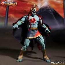 "Mezco Thundercats Cartoon Mumm-Ra Glow In The Dark 14"" Evil Action Figure Glows"