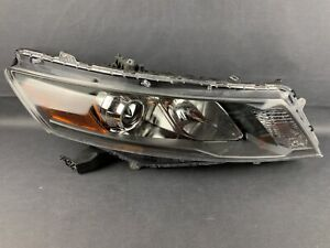 2010-2012 Honda Accord Crosstour RH Front Right Passenger Headlight Complete OEM