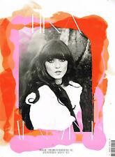 RIKA #6 S/S 2012 IRINA LAZAREANU Lindsey Wixson LIBERTY ROSS Anna De Rijk @EXCLT