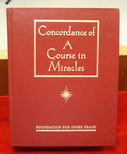 Book - Concordance of A Course in Miracles by Foundation for Inner Peace