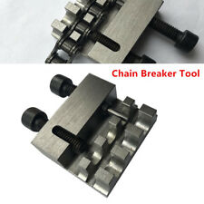 Motorcycle Bike Chain Splitter Breaker Riveting Tool Heavy Duty Link No40/41/420