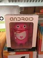 Android Lucky Cat Series Pink Open Eyes Shane Jessop Kidrobot Andrew Bell