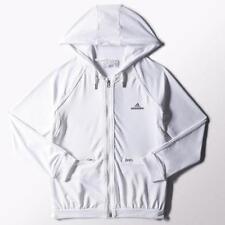 adidas Stella McCartney Women ASMC WU Hoody White ~ SMALL ~ M60756