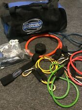 Bodylastics Resistance Bands and Accessories With Duffle Bag