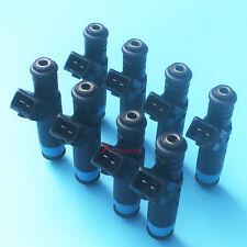 8Pcs Fuel Injector For Buick Ford BMW Deka 80LB 850cc EV1 Siemens OEM # FI114992