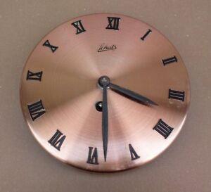 Pendulette à clé SCHATZ CUIVRE ancienne pendule à restaurer MARCHE pendulum key