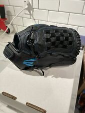 """Youth Girl's Easton Black Pearl Fastpitch 12.5"""" Softball Glove Right Hand Throw"""