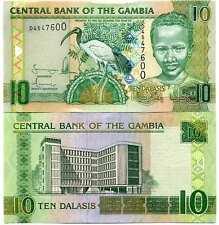 Gambie - Gambia billet neuf de 10 dalasis pick 26 UNC