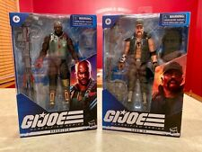GI Joe Classified Series Gung Ho and Roadblock NEW / UNOPENED / FAST SHIPPING