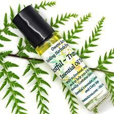 Roll On Oil, Restful and Tranquility Essential Oil Therapy Blend, Calming
