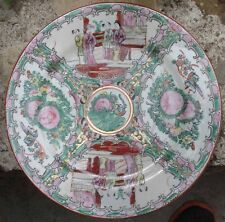 -Céramique Chinoise ancienne Plate