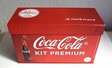 Coca Cola Set Barman Cocktail Coke & Roll Premium Kit Bar with case-New