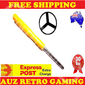 Tri-Wing Triwing Tool Screw Driver For Nintendo Wii & U DS Lite NDSL GameBoy