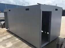 Commercial safe room, storm, tornado shelter, EF5 rated 30-40 people capacity