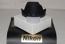 Genuine Nikon HB-25 LENS HOOD Bayonet fit 24-85 / VR 24-120 lens... UK Seller