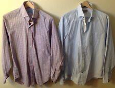 Men's Med Slim Fit J. M. Laughlin Shirt