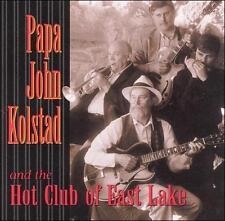 Hot Club of East Lake * by Papa John Kolstad (CD, 2007) New/Sealed, Free Ship !!