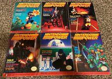 NINTENDO POWER MAGAZINE JULY AUGUST SEPTEMBER OCTOBER NOVEMBER DECEMBER 1988