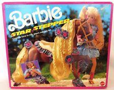 "1991 NRFB Mattel ""STAR STEPPER"" Barbie Dream Horse in Sealed Box"