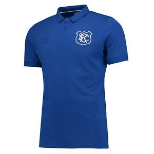 Everton FC Umbro Jersey Women's Commemorative Shirt - Blue - New