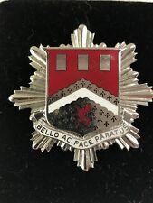 Vintage US Army 112th Engineer Combat Battalion badge pin