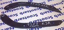 SAAB 9-3 93 Rear Back Bumper Support Brackets PAIR 12786016 12786017 03-10 4DOOR